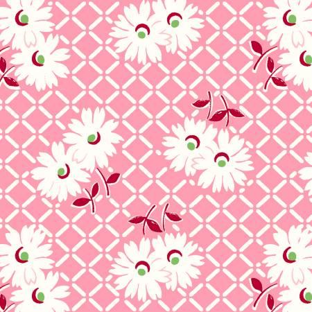 Carnation Daisy Grid