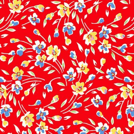 Red Pretty Petals