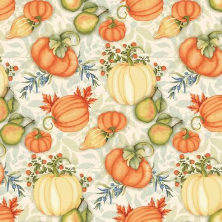 Pumpkin Spice Beige Pumpkins
