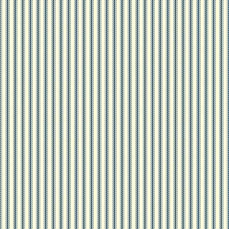 Homestead Life Navy Ticking Stripe 51524-7