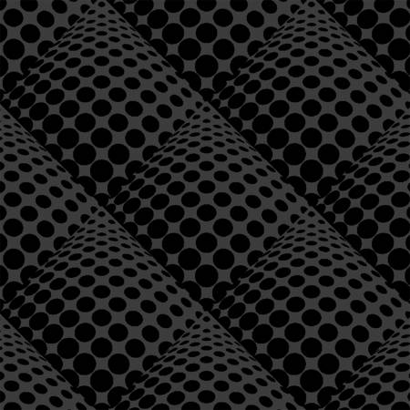 51527-11 Charcoal POPDOTWN Pop Dots Windham Fabrics