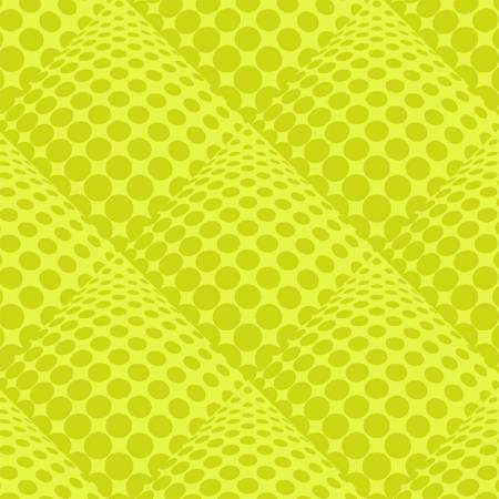 Pop Dots Lime Green Chartreuse Dot