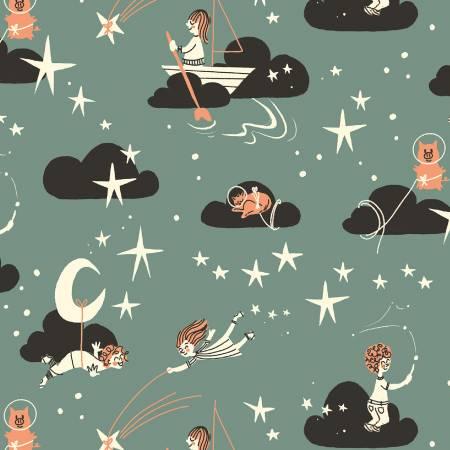 Dark Among the Stars