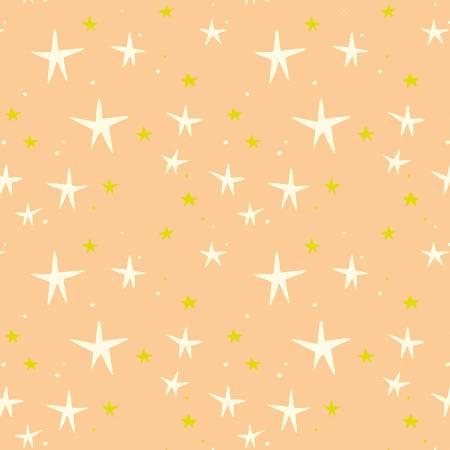 Playground Peach Starry