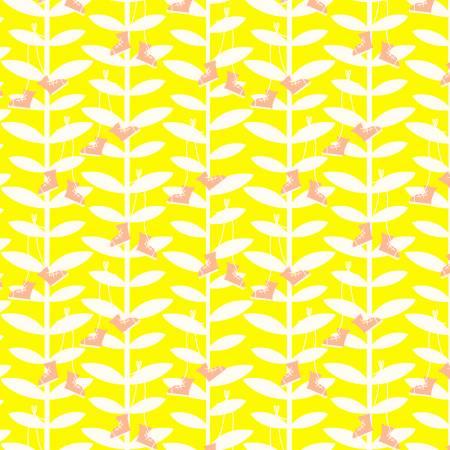 Yellow Beanstalk