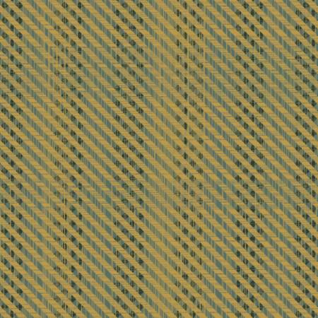 Windham Pottery 51573-3 Goldenrod Herringbone