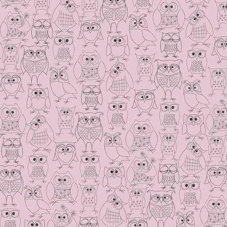 Whoo's Hoo Orchid Owl Party