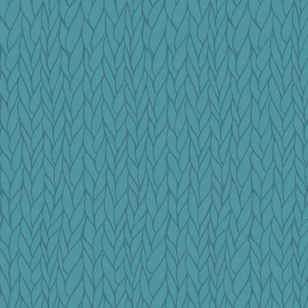 Blue Yarn Stripe