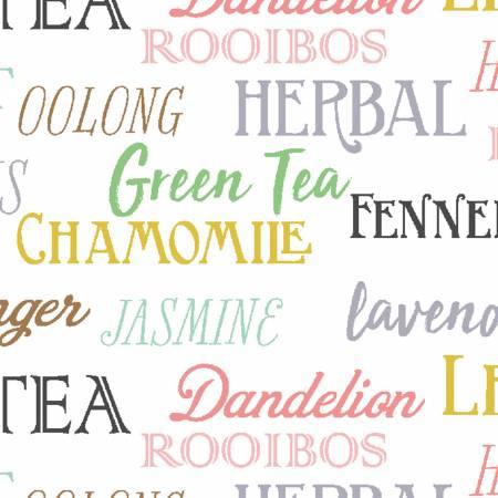 White Tea Words