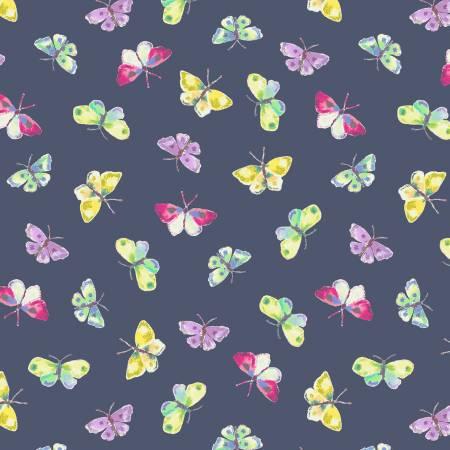 Serendipity Flirty Wings - Blueberry