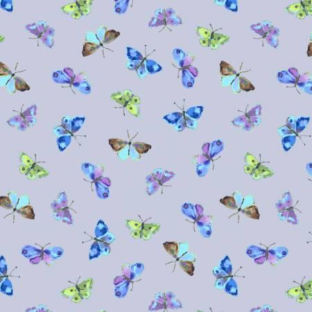Serendipity Flirty Wings - Sky