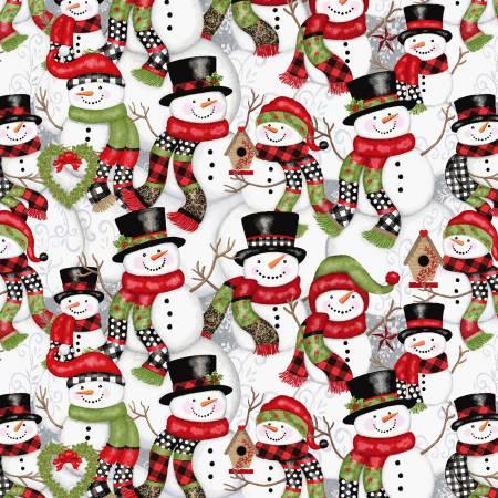 Multi Stacked Snowmen