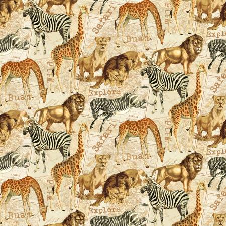 Expedition Multi Safari Animals