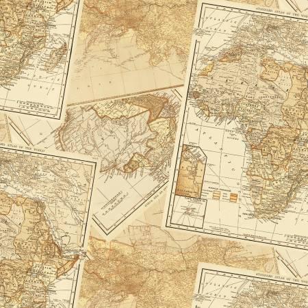 Multi Adventure Map - 51632-X