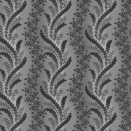 Charcoal Serpentine Stripe