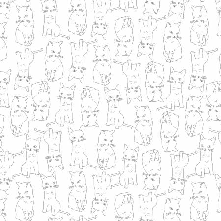 Kitty Kitty White Kitty Cats