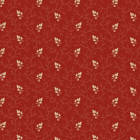 Windham 51717-1 Red Vine Leaf