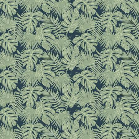 Ocean Tropical Foliage