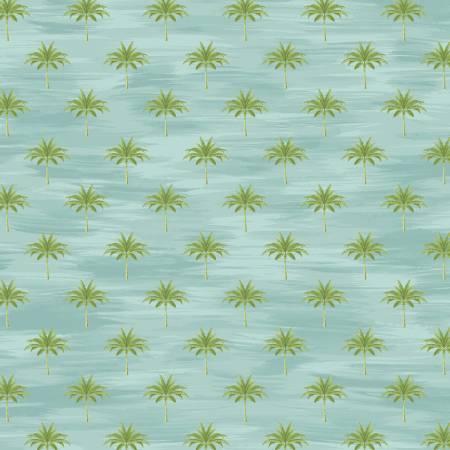 Mini Palms-Aqua