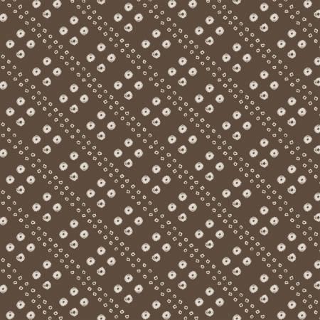 51787-4 Terra by Whistler Studios Circles & Dots Umber