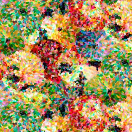 Landscape Impressionist Floral