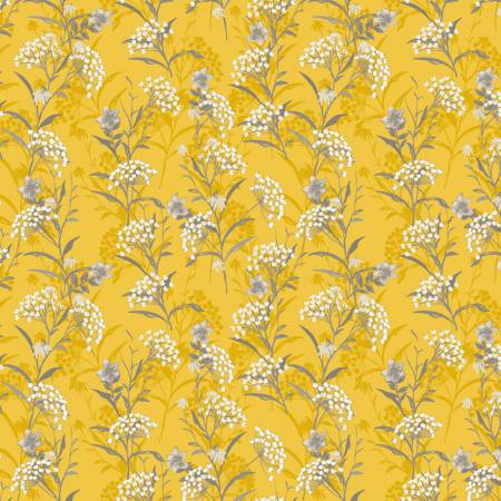 Marguerite 51799-2 Goldenrod Button Flower