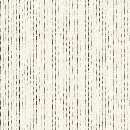 Sashiko 51817-1 Stitched Stripe