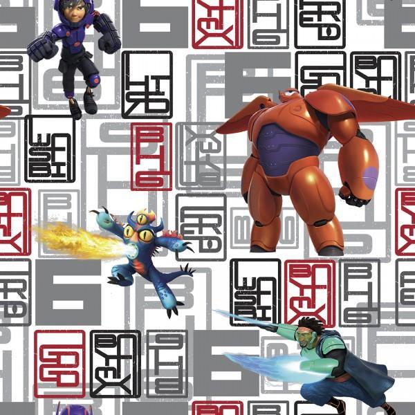Springs Creative - Big Hero 6 Character Toss