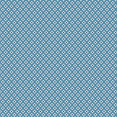 Blue Four Square 51823-8