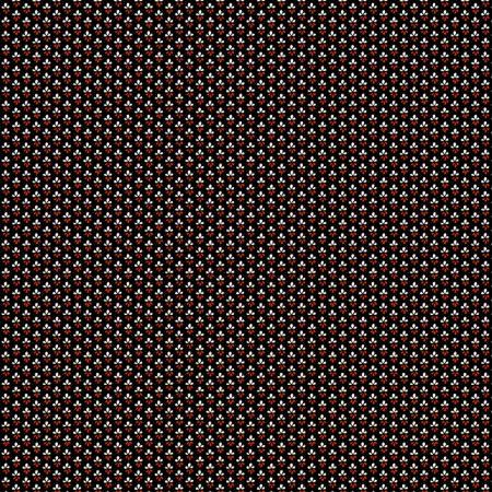 Scralett Black Foulard 51850-3