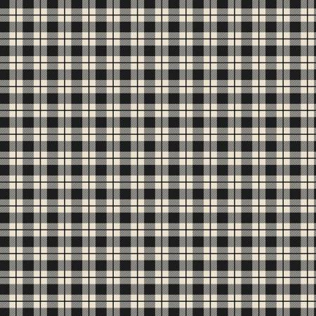 Dad Plaid Flannels - Stanley, Black, 51872F-12- by Windham Fabrics