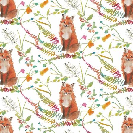 Foxwood White Fox's Cotton Canvas