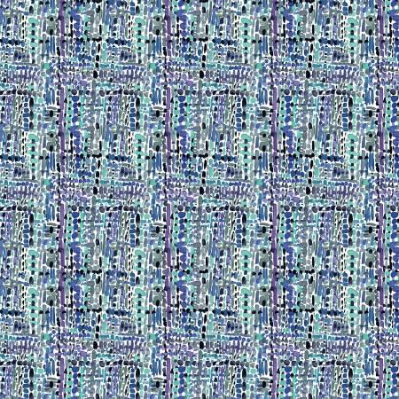 WIND- FOXWOOD Tweed blue