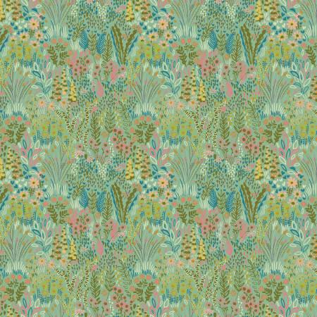 Solstice Mint Floral  51929-3