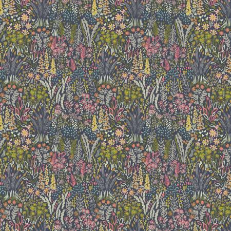 Solstice - Purple Lawn Cotton