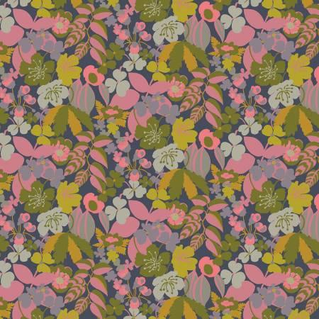 51931C-6 Pink CANVAS Camellia Solstice Windham Fabrics