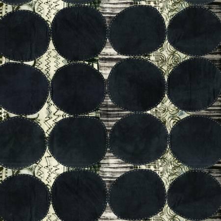 Windham Black Circle by Marcia Derse