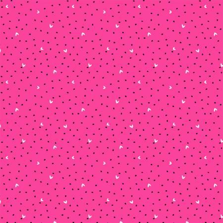 51951-7 Fuschia Blooming Dots Fiesta Windham Fabrics