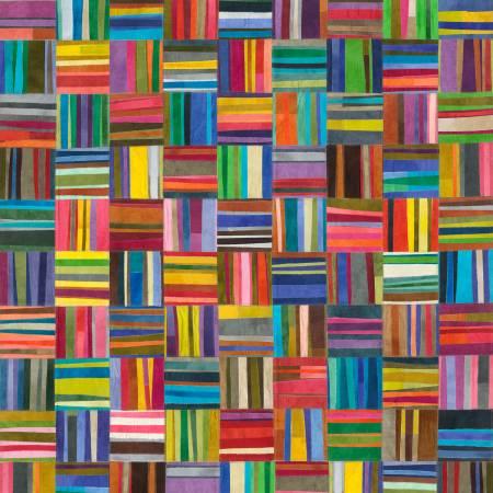Multi Field Guide To Palette Digital Cotton Canvas