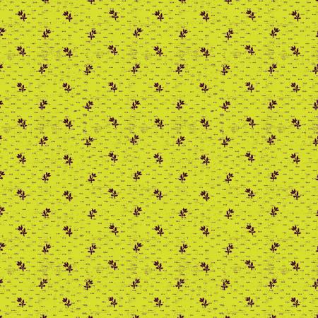 Yellow Tiny Flower