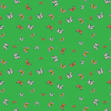 Green Butterflies 52031-5