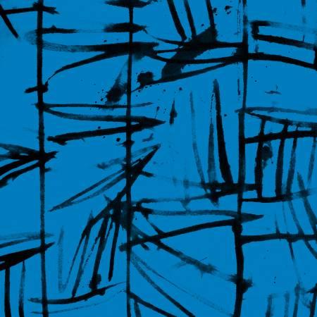 Marica Derse Blue One Island Bamboo