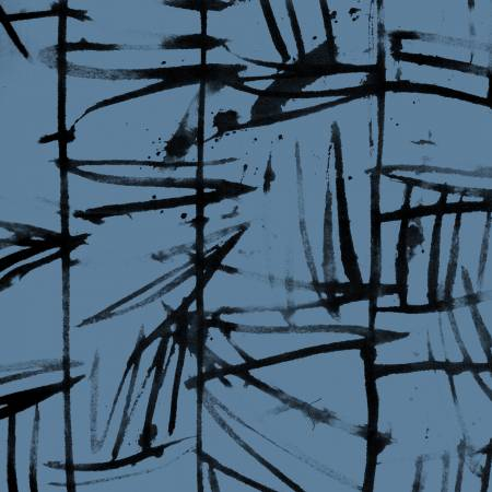 Marica Derse Blue One Lake Bamboo