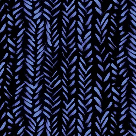 Marcia Derse Blue One Blue Wheat