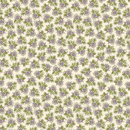 Bubbies - Petite Bouquet Floral in Oyster 52086-1