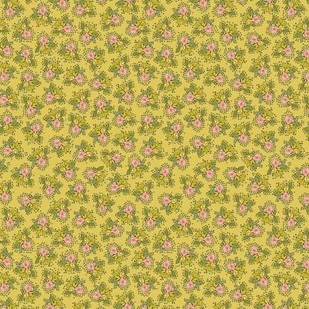 Bubbies Buttons and Blooms - Petite Bouquet - Dijon