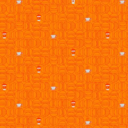 Orange Favorite Things Coffee