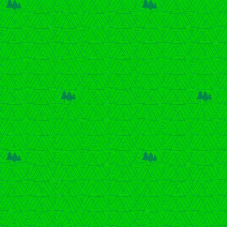 Green Favorite Things Trees