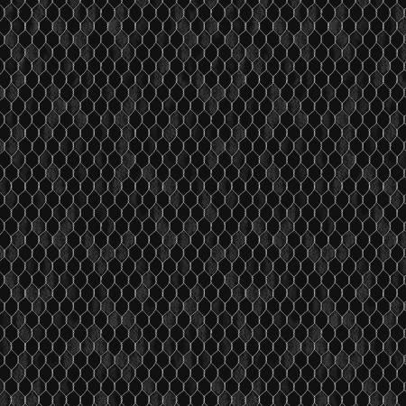 Les Poulets Encore : Chicken Wire Black - #52189-1 - Whistler Studios