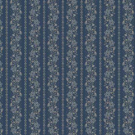Kingston Indigo Stripe 52199-5